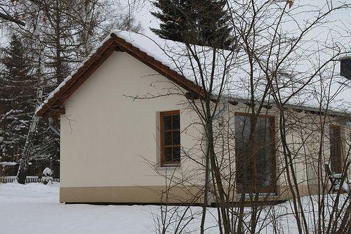 Anbau in Holzrahmenbauweise - Zimmerei Walther Dresden / Pirna