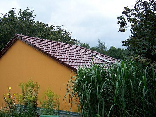 B�roeinheit als Komplettleistung in Holzrahmenbauweise - Zimmerei Walther Dresden / Pirna