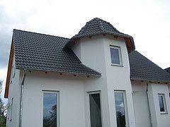 EFH, Einfamilienhaus mit Turm