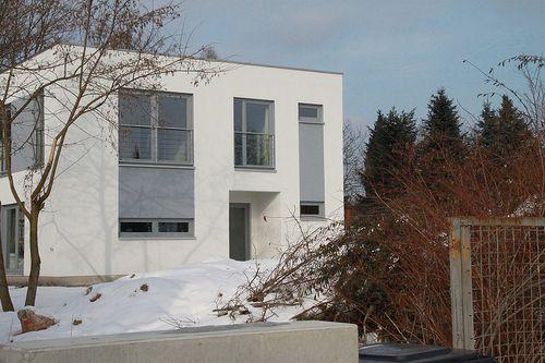 Holzrahmenbau Einfamilienhaus - Zimmerei Walther Dresden / Pirna