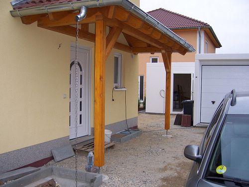 Zimmerei Walther Vom Vordach Bis Zum Eingangsbereich Pirna Dresden