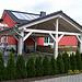 Neubau Doppelcarport gefertigt aus Brettschichtholz das Dach f�r Ihr Fahrzeug